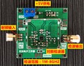 AD8318 1-8000 MHz RF Power Meter Detector Logarítmica Controller para Amplificador