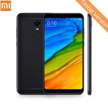 В наличии Глобальный Версия Xiaomi Redmi 5 плюс 3 ГБ 32 ГБ 5,99 «полный Экран Дисплей смартфон 625 Octa Core 4000 мАч b20
