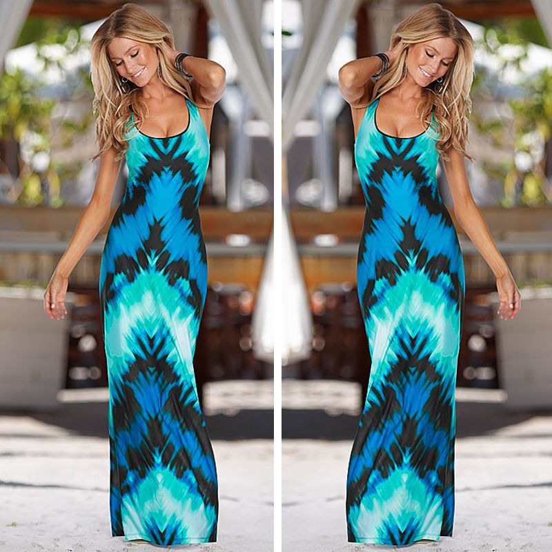 Popular Blue Sun Dresses-Buy Cheap Blue Sun Dresses lots from ...