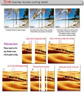 Image 5 - ShineHome Custom Olio Cinese Pittura A Inchiostro Mountain Natura Carte da Parati 3 d Parete di Carta Murale Carta Da Parati Rotolo per Soggiorno pareti