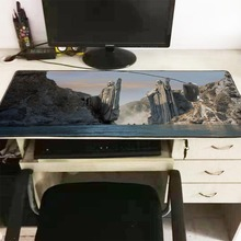 Mairuige Lord of The Rings Scenery 600x300 900x400 Large gaming Mousepad black mouse pad Lock edge laptop pc game For CSGO LOL