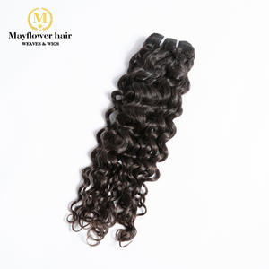 1/2/3/4-bundles Virgin Italian 100%Unprocessed Hair Raw Curl Full-Cuticle-Hair Jerry