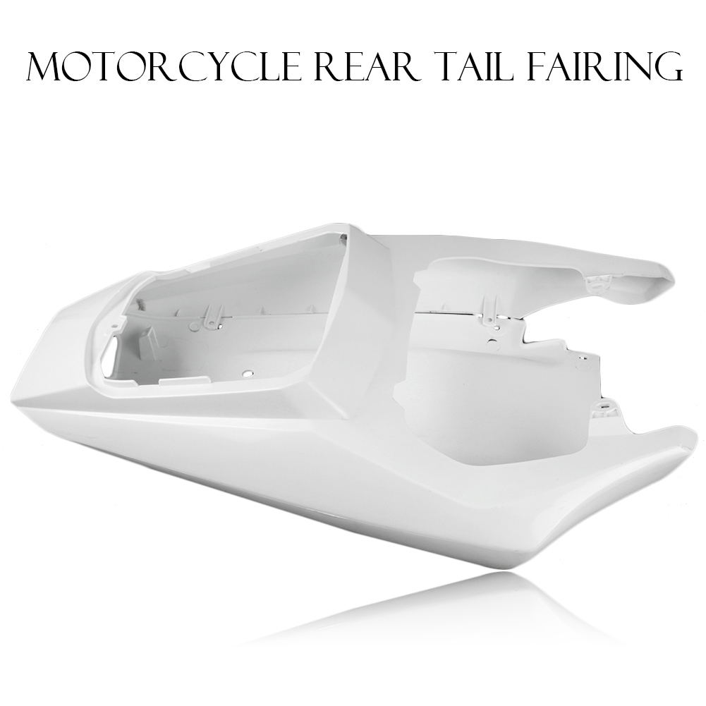 GZYF Durable Motorcycle Tail Rear Fairing For YAMAHA YZF R6 2003 2004 2005 Unpainted White 1PCGZYF Durable Motorcycle Tail Rear Fairing For YAMAHA YZF R6 2003 2004 2005 Unpainted White 1PC