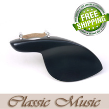 Freeshipping! Freeshipping, Ebony Chinres  for Viola (15′ – 16.5′), with Metal Installed.