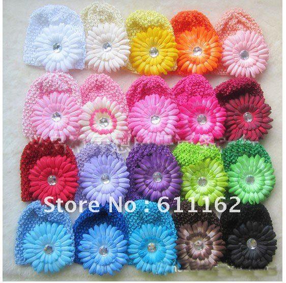 30 шт. детские вязаные вафельные шапки и вафельные шапочки и шапки много цветов на выбор gbth bmfhm