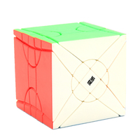 Mo Yu Fisher Time Wheel Creative Magic Cube Puzzle Toys For Challenge