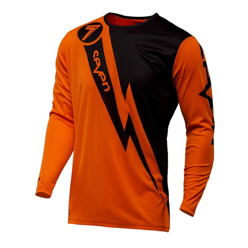 Seven Motocross Mountain-Bike Dh-Shirt Cycling-Wear Downhill-Camiseta Long-Sleeve Mx