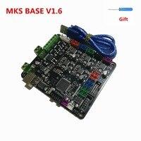 MKS BASE V1 5 Circuit Board Integrated Motherboard Compatible Mega2560 R3 RAMPS1 4 Marlin Control Board