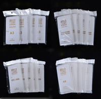 10 PCS Ultra Thin Slim Cover Clear Soft TPU Case For Samsung Galaxy Note 2 3 4 5 6 7 II III V edge Note2 Note3 Note4