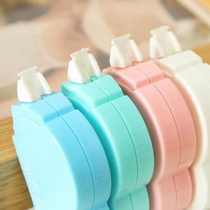 Image 3 - 24 pcs/lot Korean 5M Cute Clouds Mini Decorative Correction Tape Kawaii Stationery Gift for Student Kids Office School Supplies