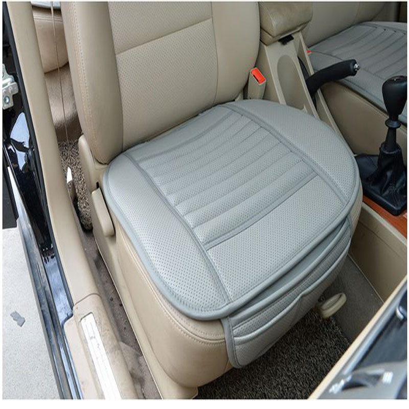 Car Drivers Seat Cushion Bamboo Charcoal Car Front Cushion