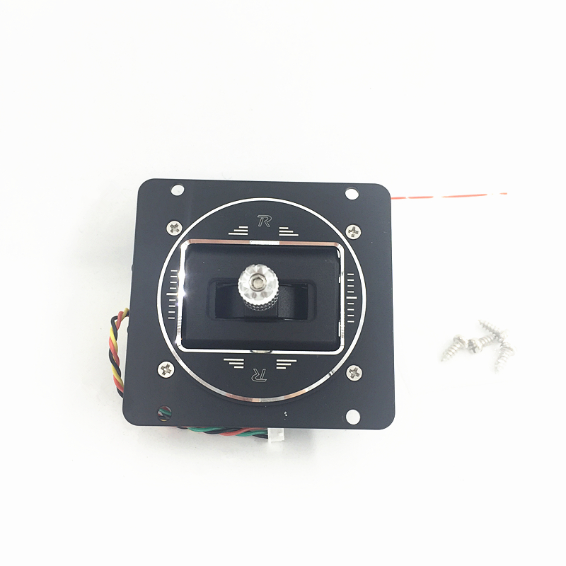 Tarot-RC Original FrSky M7-R hall sensor gimbal is specially designed for FPV racing Taranis Q X7/X7S Transmitter tarot rc frsky gps sensor with s port work with x8r x6r x4r receiverscompatible for rc airplane great addition to taranis setup