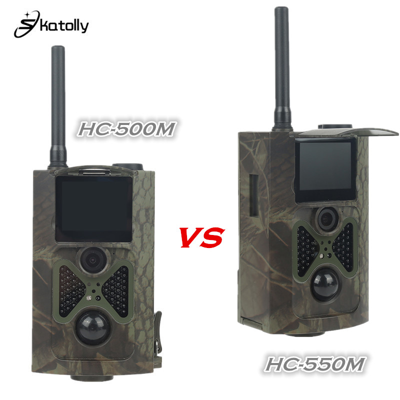Skatolly HC550M HC500M Digital Wildlife Hunting Camera SMS MMS Photo Traps MMS Infrared Hunting Camera Traps Trail Cam 2 lcd hd 1080p mms digital infrared