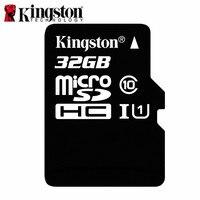 Original Kingston Memory Card 64GB 32GB 16GB UHS I Micro SD Card Class 10 MicroSDHC SDXC