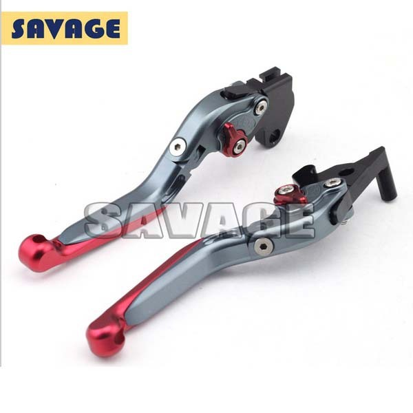 For YAMAHA YZF-R25 2014-2015, YZF-R3 2015 Motorcycle Accessories CNC Aluminum Folding Extendable Brake Clutch Levers Red for yamaha fz 8 fz8 2010 2011 2012 2013 2014 motorcycle accessories cnc aluminum extendable brake clutch levers extending gold