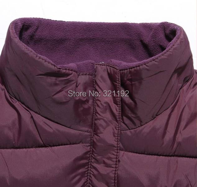Woman Autumn Plus Size Thicken Down Vest Female Spring Oversized Warm Down Waistcoat Women Winter Warm Shorts Sleeve Down Jacket