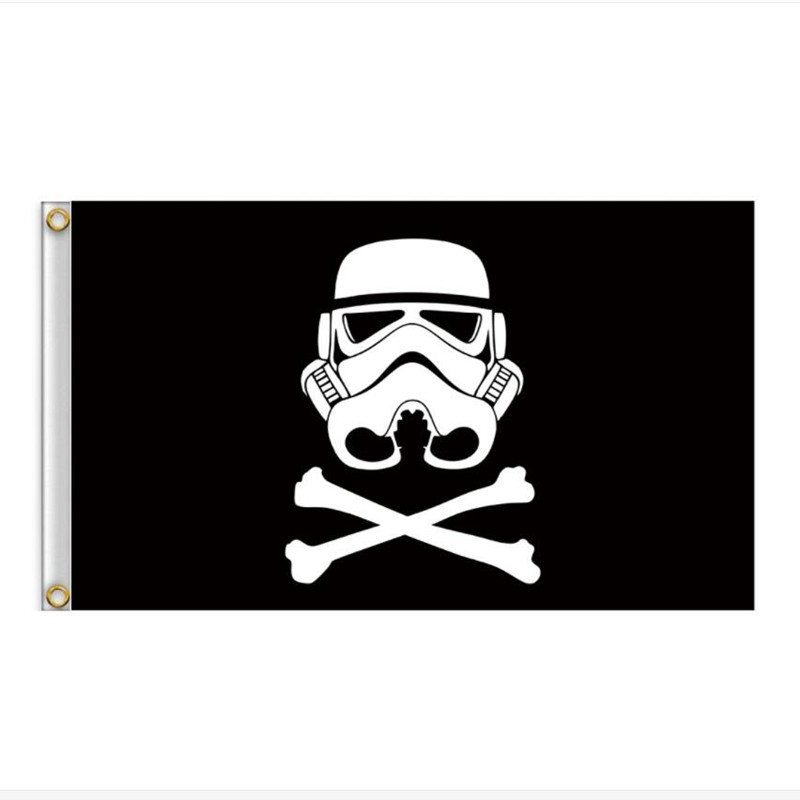 Yoda May The Force Be With You 3/' x 5/' Flag Banner Star Wars USA Seller shipper