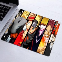 Rubber Mousepad Anime One Piece Anti-slip Computer Mouse Pad Custom Mat