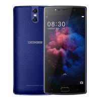 DOOGEE BL7000 Smartphone Android 7.0 7060 mAh 12 V 2A 5.5 ''FHD MTK6750T Octa Core 4 GB + 64 GB D'empreintes Digitales Double 13.0MP caméra téléphone