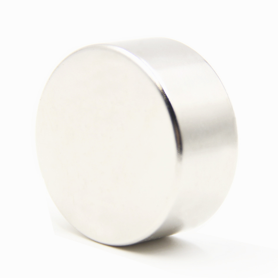 1 pz Diametro 50mm X 20mm Forti Magneti Al Neodimio N50 Piccolo disco NdFeB della Terra Rara Per L'artigianato Modelli Frigo Attaccando Spedizione libero
