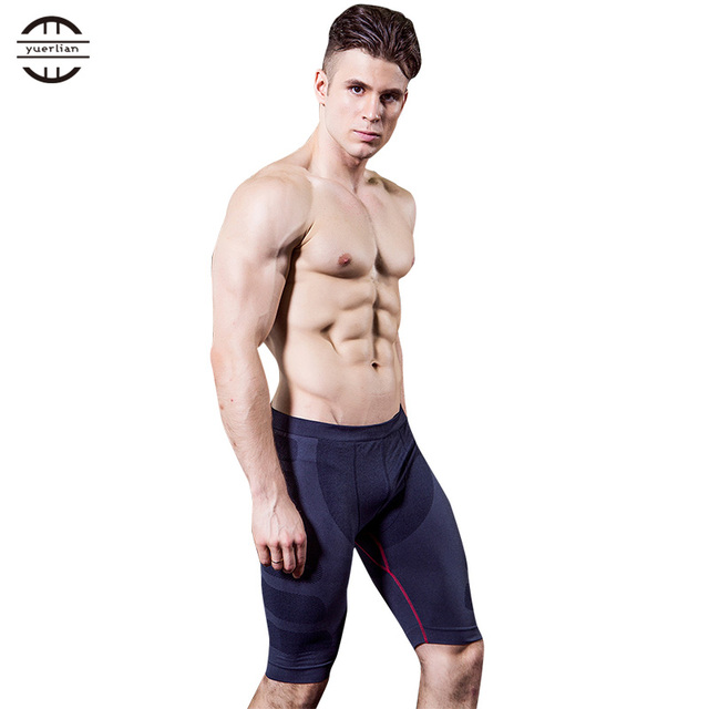 YEL 2017 Gym Leggings College Basketball Jerseys Fitness Survetement Football MMA Shorts Begovel Bermudas Men's Shorts Running
