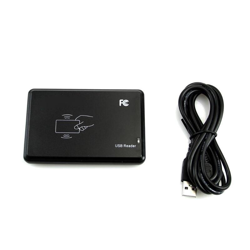 Lecteur de carte à puce HF RFID Mifare USB Hassel 13.56MHz MF1 S50 Thin33