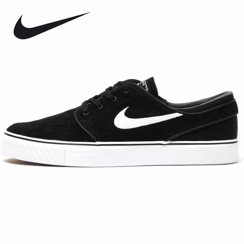 Original New Arrival Authentic Nike Zoom Stefan Janoski SB Skateboarding Shoes Sports Sneakers Trainers слипоны nike sb zoom stefan janoski slip black white