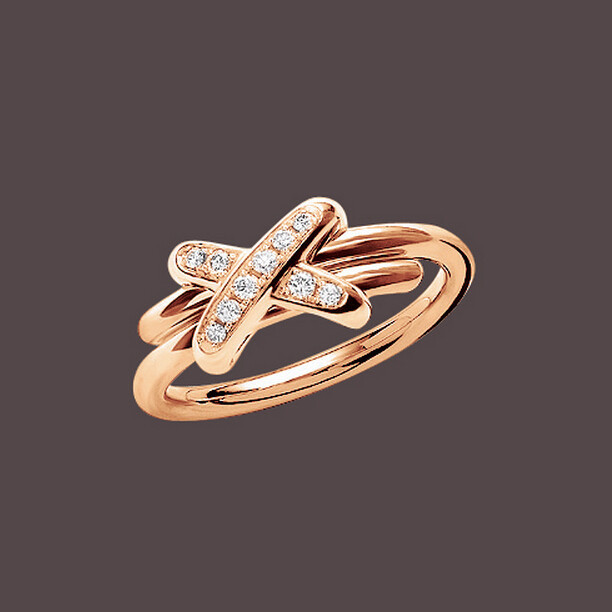 Solid sterling 925 silver ring butterfly initial letter X rose gold plated color ring anniversary wedding ring jewelry (DFE) new pure au750 rose gold love ring lucky cute letter ring 1 13 1 23g hot sale