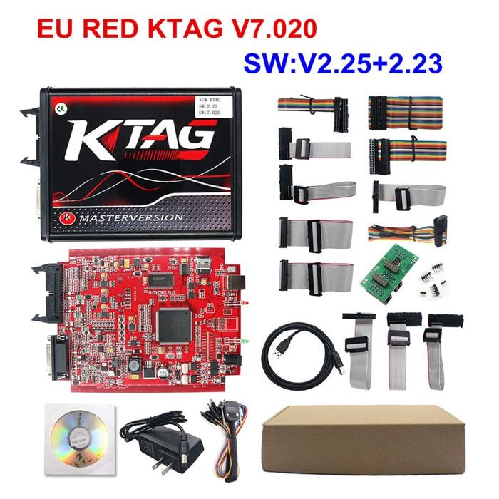 KTAG V7.020 V2.25
