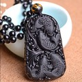 High Quality Natural Jade Pendant Craving Big Stone Necklace Pendant Mens Jewelry