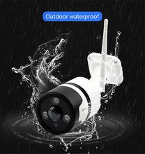 Ip камера n_eye 3 Мп/1080p hd для домашней системы безопасности