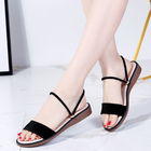 TKN Women sandals bl...
