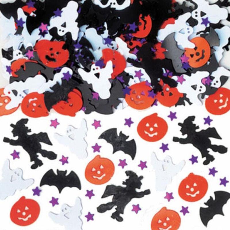 Festive & Party Supplies Halloween Spider Bat Shape Decoration Venue Party Layout Props Halloween Pumpkin Skeleton Ghost Pull Flower