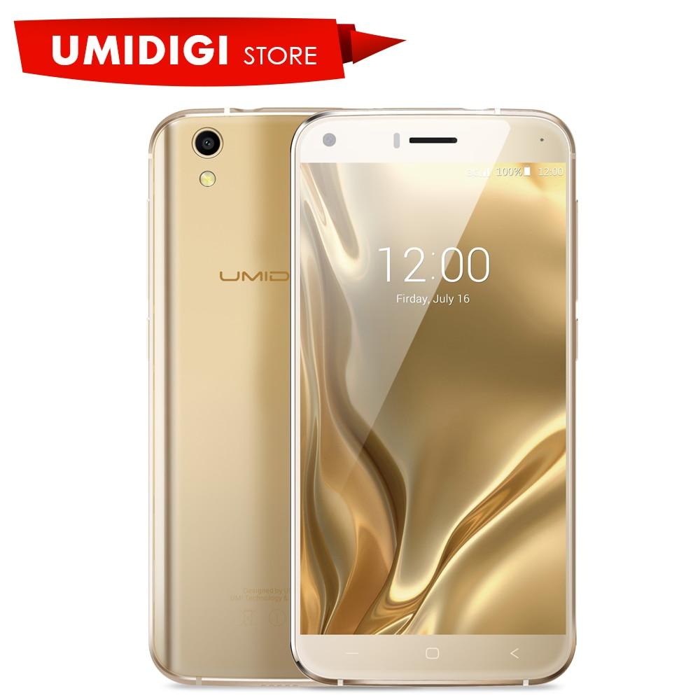 bilder für Umidigi London Smartphone MT6580 Quad Core 5,0 zoll HD Android 6,0 1280*720 3G WCDMA 1 GB RAM 8 GB ROM Rugged Mobile telefon