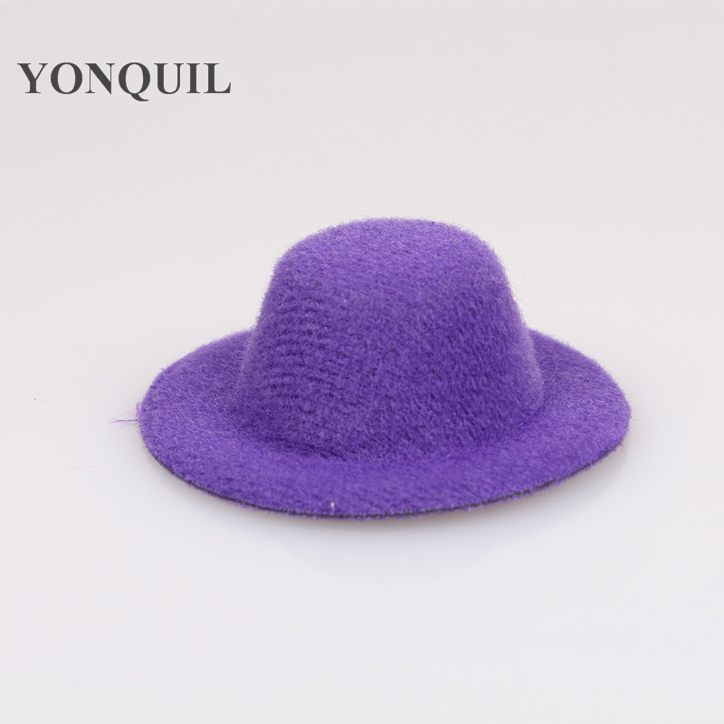 Multiple Color 5cm Mini Top Hats Cute Girl Party Headwear Show Diy
