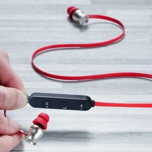 Image 2 - Raxfly fones de ouvido bluetooth, fones de ouvido, esportivo, com microfone, aptx, sem fio, com cancelamento de ruído, intra auricular, música