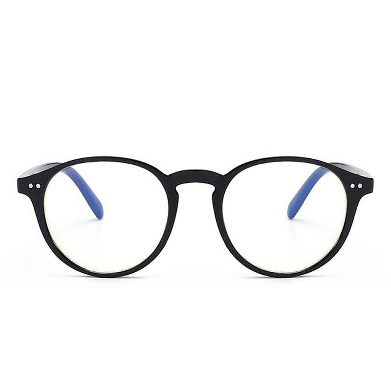 Gafas miopía terminadas Mujeres Blanco y negro Marco ovalado Lentes - Accesorios para la ropa - foto 5