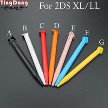 TingDong 200 Adet Dokunmatik kalem Nintendo Yeni 2ds ll xl Dokunmatik Kalem Yeni 2 DSXL LLTouch kalem Plastik dokunmatik Ekran Stylus Kalem