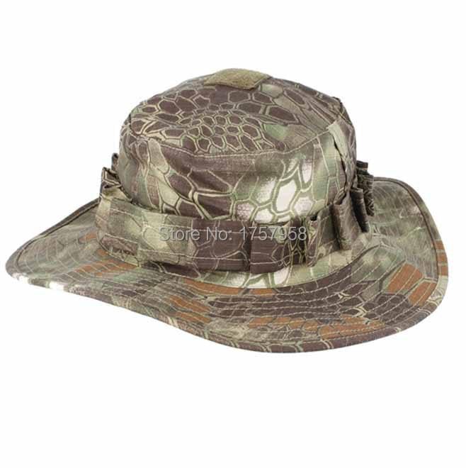 TMC táctico Boonie Hat Sombreros militares Kryptek Highlander Kryptek Mandrake Kryptek Typhon camo