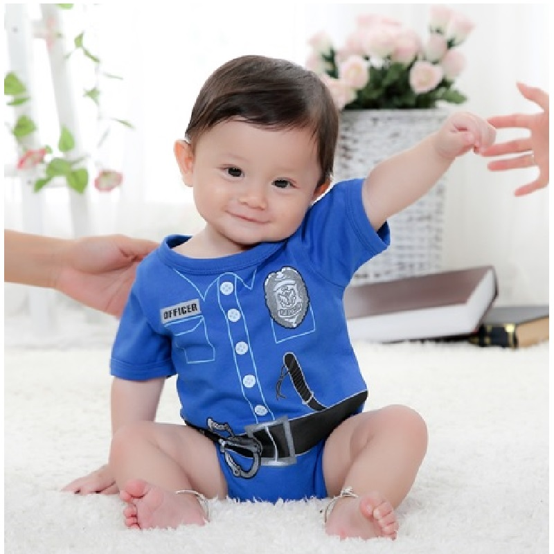 Doctor-baby-boy-bodysuit-short-sleeve-summer-baby-clothes-Newborn-Jumpsuits-Bebe-clothing-girl-Infant-Bodysuits-5