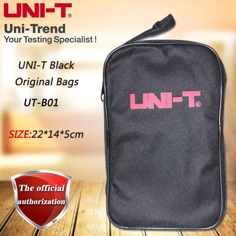 UNI-T schwarz original tote ist geeignet für multimeter und andere marke multimeter; UT39/UT139/UT61/UT890/UT58/UT33 + serie, etc.