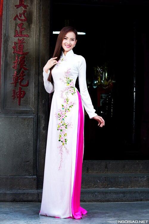 Aodai Vietnam Clothing Cheongsam Aodai Vietnam Dress Vietnamese Traditionally Dress Cheongsam Modern Women Aodai Ao-dai
