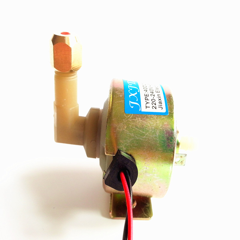 Factory direct wholesale Hood pump electromagnetic pump models 40DCB voltage 220 240V 50HZ Power 18W in Pumps from Home Improvement