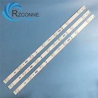LED شريط إضاءة خلفي 7 مصباح ل GRUNDIG 32 VLE 5504 BG 32 بوصة TV 2014ACR320 BEKO B32-LB-5537 B32-L-4511 ALTUS AL32LBM410