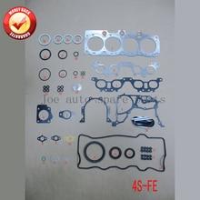 4S 4SFE Двигателя полный комплект прокладок комплект для Toyota 1838CC 1.8L 04111-74280 0411174280