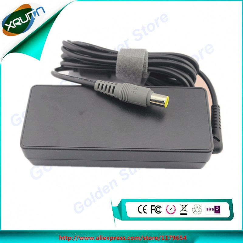 Enthusiastic Free Shipping New Original 20v 4.5a 90w Ac Laptop Power Adapter Charger For Lenovo Thinkpad E40 E50 T60 T61 Z60 R60 Sl400 Sl500 Diversified In Packaging Consumer Electronics