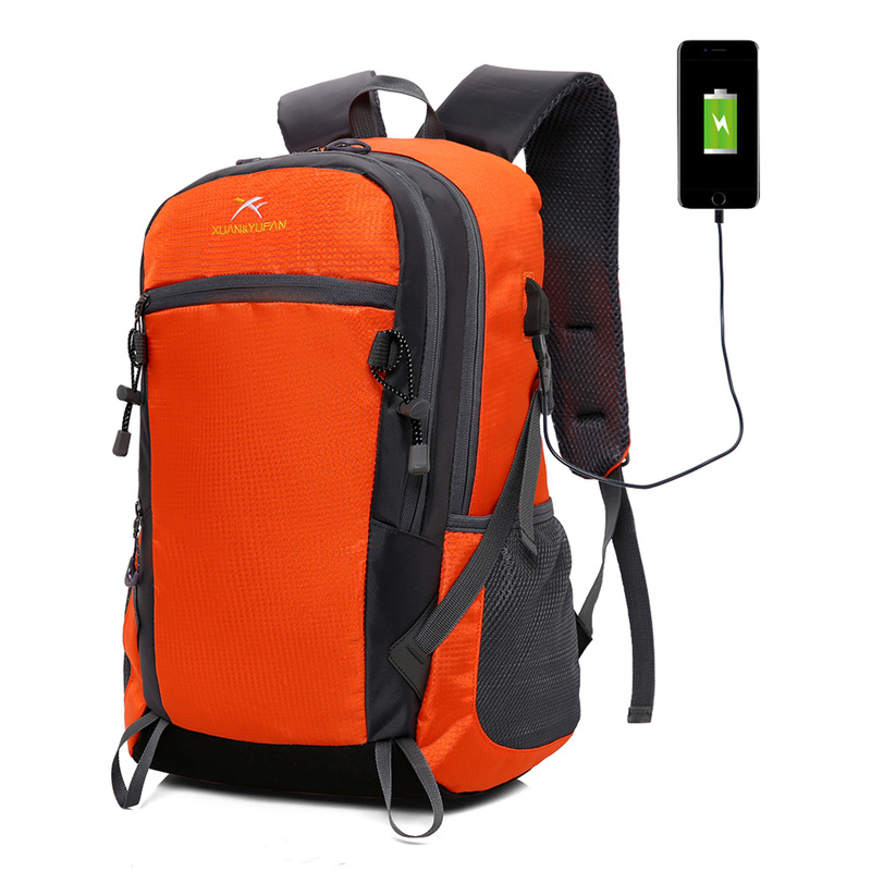 2018 Hot Sale Outdoor Backpack Camping Bag Waterproof Mountaineering Hiking Backpacks Sport Bag Climbing Rucksack