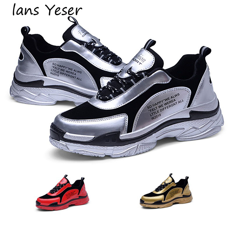Running Shoes for Men's Balenciaca 2018 New Male Balanciaga Sneakers Bape Shark Jogging Man Basket Breathable Gym Sport triple s