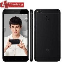 """Оригинал Xiaomi Redmi 4X  3 ГБ 32 ГБ 4100 мАч Snapdragon 435 Octa Core Отпечатков Пальцев ID FDD LTE 4 Г 5 """"720 P MIUI 8.2 Мобильный Телефон"""