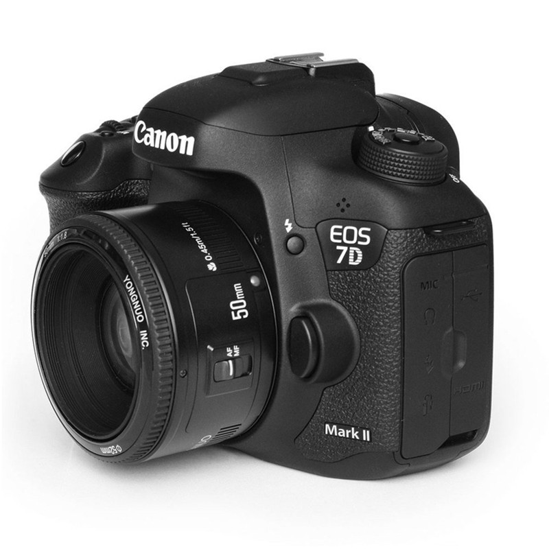 YONGNUO 50MM F1.8 Lens 2